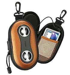HMDX Audio SpeakerontheGo (Orange)
