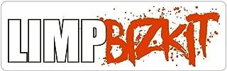 Limp Bizkit Poster | 5 - Sizes Window Sticker Patch Vinyl | Limp Bizkit Wall Art