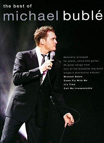 Michael Buble The Best Of Pvg: Noten, Songbook für Klavier, Gesang, Gitarre