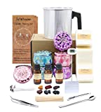 Complete Candle Making Kit Supplies, DIY Gift Set – Create Large 6 x
