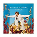 Sir Elton Hercules John's Album-Cover – Elton John One