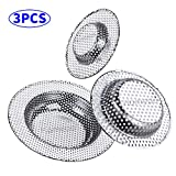 Hair Drain Catcher,Sink Strainer,Drain Cover,Hair Catcher Shower Drain,Sink Drain Strainer,Sink Stopper,Shower Drain Hair Trap