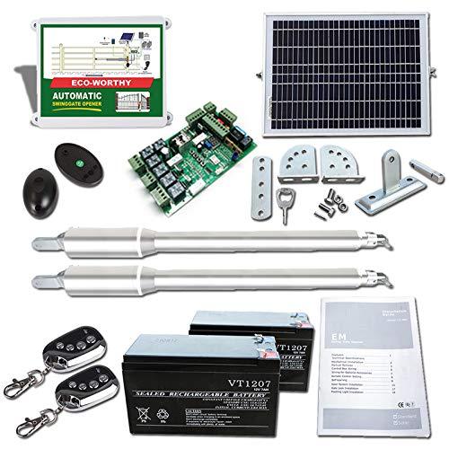 ECO-WORTHY Dual Solar Kit