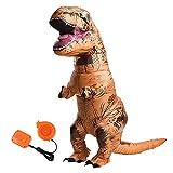 U.LIFE Dinosaurier Kostüm aufblasbare Halloween Erwachsene Partei Lustige Kleid Party Halloween...