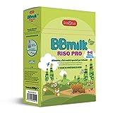 BUONA BBmilk RISO PRO da 0 a 12 Mesi In caso di allergia alle proteine del latte vaccino o della soia 400g