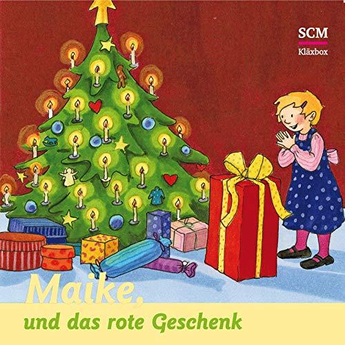 Maike und das rote Geschenk Titelbild