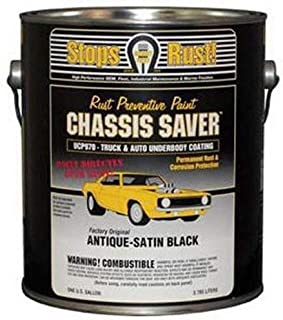 Magnet Paint Co Chassis Saver - Satin Black - MPC-UCP970-01 (Gallon)