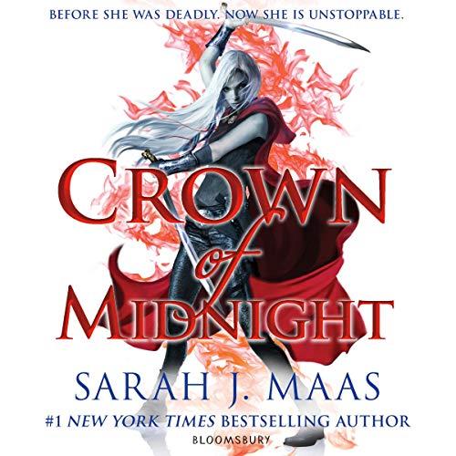 『Crown of Midnight』のカバーアート