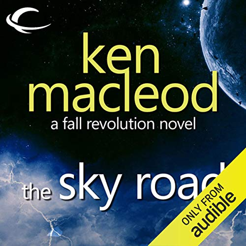 The Fall Revolution 4 audiobook cover art