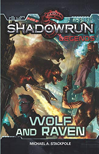 Shadowrun Legends: Wolf and Raven: 28