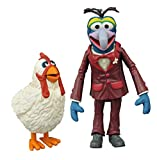 DIAMOND SELECT TOYS The Muppets Gonzo & Camilla Action Figure