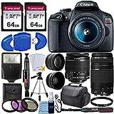 Canon EOS Rebel T7 DSLR Camera & Sports Kit