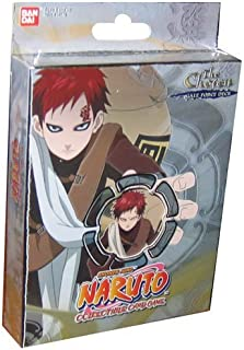Naruto Collectible Trading Card Game The Chosen Theme Deck Starter - Gale Force Deck A