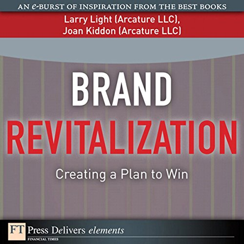 Brand Revitalization audiobook cover art
