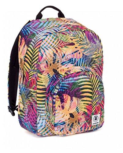 ZAINO INVICTA - OLLIE PACK FANTASY - Multicolore - tasca porta pc padded - americano 25 LT