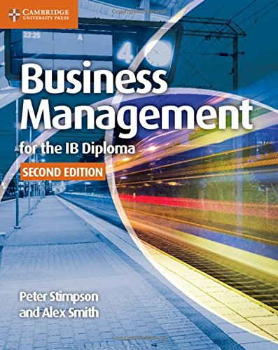 Business Management for the IB Diploma Coursebook [Lingua inglese]
