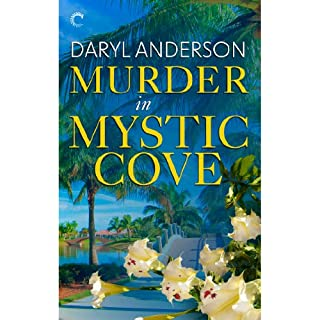 Murder in Mystic Cove audiobook cover art