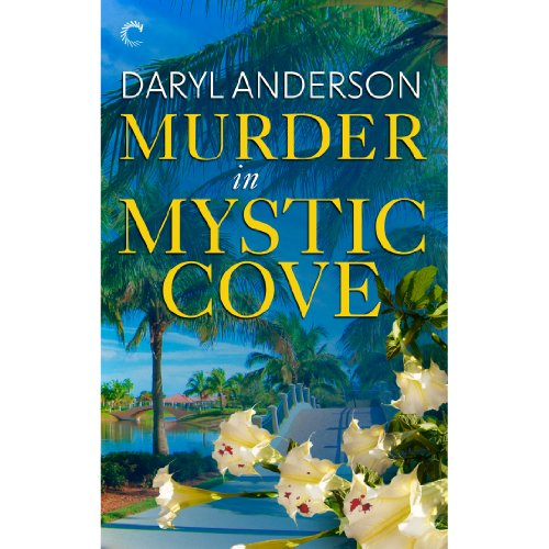 Murder in Mystic Cove audiobook cover art