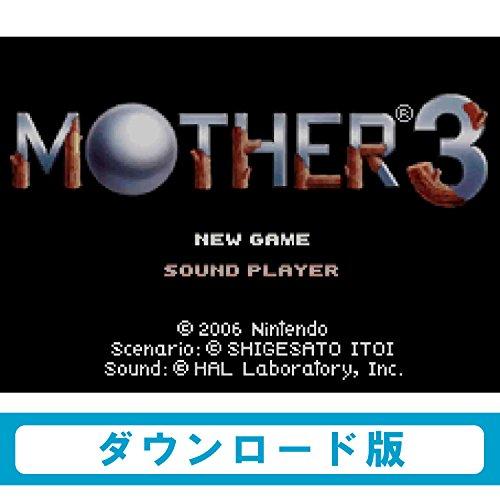 MOTHER3 [WiiUで遊べるゲームボーイアドバンスソフト] [オンラインコード]