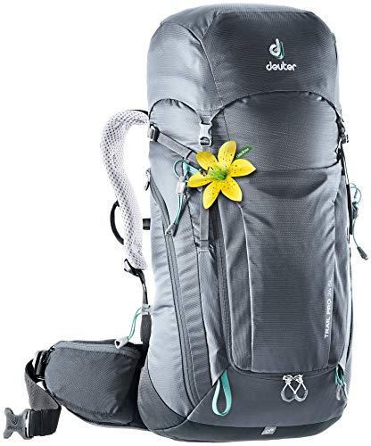 Deuter Women's Trail Pro 34 SL Rucksack, Graphite-Black, 64 x 32 x 21 cm, 34 L