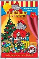 BENJAMIN BLUEMCHEN (FOLGE 51) - DER WEIHNACHTSABEND (1 CD)