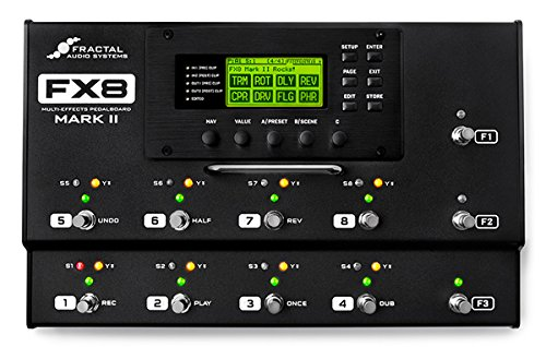 FRACTAL AUDIO SYSTEMS FX8 MARK II