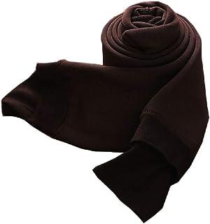 COVPAW Thermo-leggings voor dames, winterlegging, warme fleece binnenfleece, skinny stretchbroek, leggings, treggings, gri...