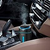 Best Car Diffusers - CACAGOO Car Diffuser USB Car Humidifier 300ml Ultrasonic Review