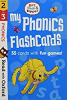 Read with Oxford: Stages 2-3: Biff, Chip and Kipper: My Phonics Flashcards