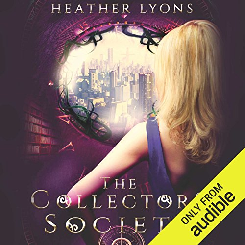 The Collectors' Society audiobook cover art