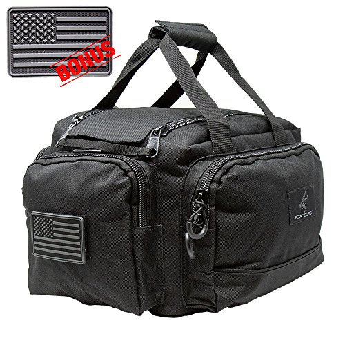 Range Bag, Free Subdued USA Flag Patch included - by Exos
