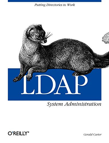 Compare Textbook Prices for Ldap System Administration 1 Edition ISBN 9781565924918 by Carter, Gerald