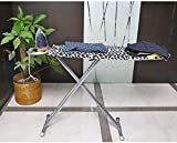 Peng Essentials H-Leg Standard Ironing Board (White and Grey)