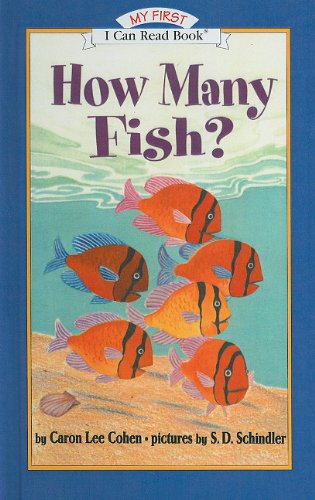 How Many Fish? (I Can Read Books: My First)の詳細を見る