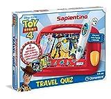 Clementoni- Sapientino Travel Quiz-Disney Toy Story 4, Multicolore, 16233...