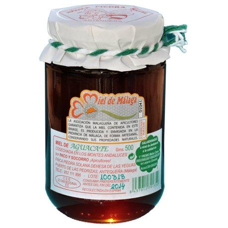 Miel Aguacate Apicola Piedra Solana 1kg