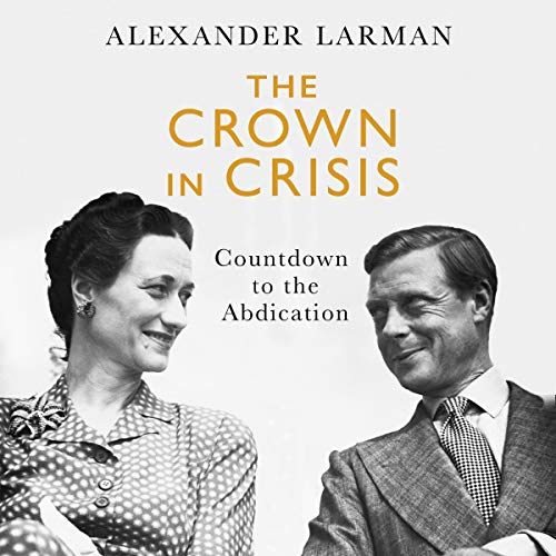 The Crown in Crisis audiobook cover art