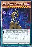 Yu-Gi-Oh D/D Savant Galilei - SDPD-EN010 - Common - 1st Edition - Pendulum Domination Structure Deck