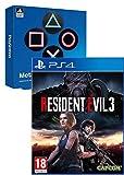 Resident Evil 3 uncut + 4 PSX Untersetzer