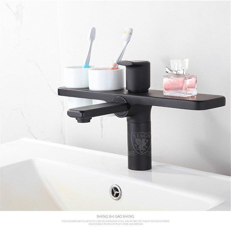 360° redating Faucet Retro Faucetantique Copper Faucet Basin Hot and Cold Wash Basin Faucet