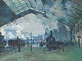 Berkin Arts Claude Monet Giclée Leinwand Prints Gemälde