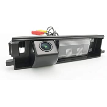 CCD Color Car Rear View Reverse Parking Camera for Toyota RAV4 RAV-4 2006-2012
