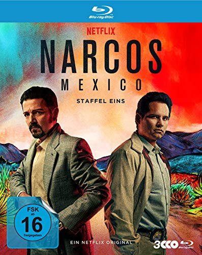 NARCOS: MEXICO - Staffel 1 [Blu-ray]