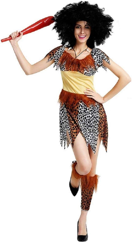 Lovelegis PRI07 - Primitive Caves - Frauenkostüm - Primaten - Höhlenbewohner - Flintstones - Verkleidung Karneval Halloween Cosplay Zubehör - Einheitsgröße - Erwachsene B07MMGYJMK  Jeder beschriebene Artikel ist verfügbar   | Out