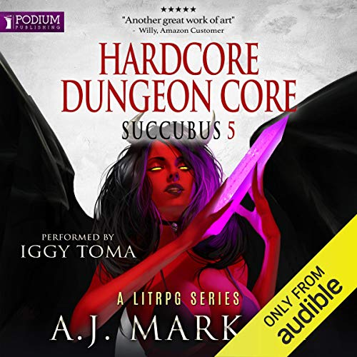 Hardcore Dungeon Core  By  cover art