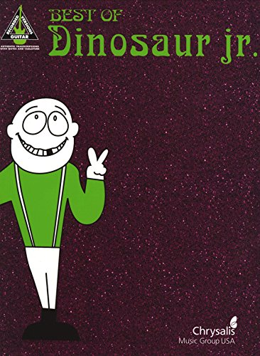 Best of Dinosaur Jr. Songbook (Guitar Recorded Versions) (English Edition)
