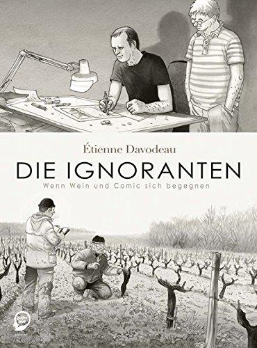 Die Ignoranten: Wenn Wein und Comic sich begegnen