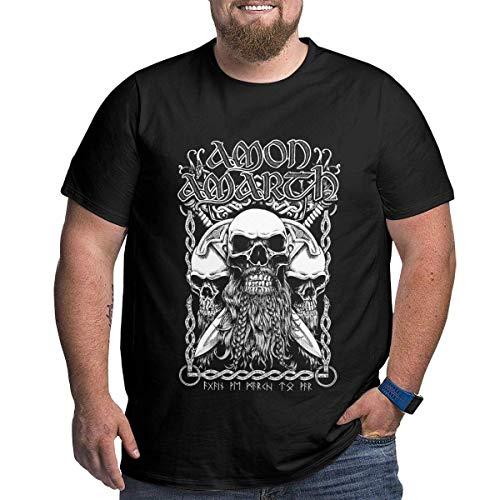 Amon Amarth Stylish T-Shirt Herren Großes Sweatshirt T - ShirtBlack