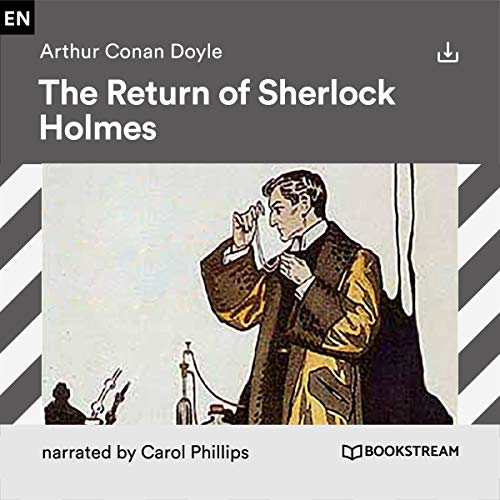 The Return of Sherlock Holmes cover art