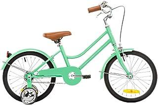 REID Girl's Vintage Classic 16 inches Bike - Mint Green, 90 x 30 x 15